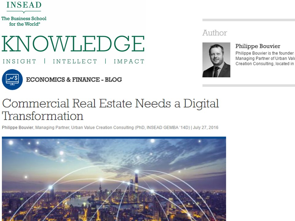 INSEAD-Real-estate